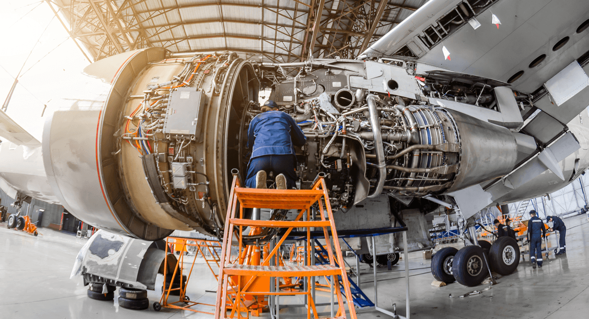 chemical detection for aerospace