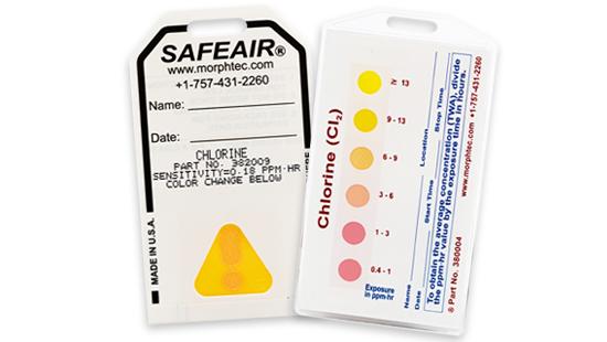 chlorine safeair and chromeair